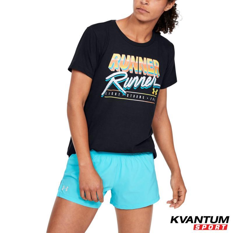 Women's UA Runner Runner Short Sleeve
