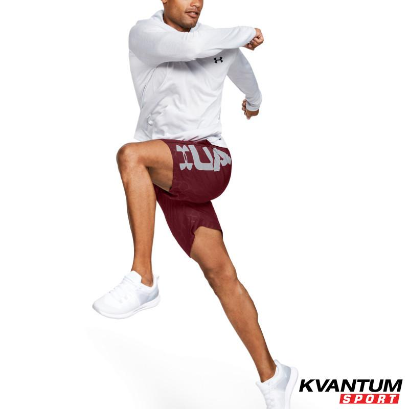 Men's UA Woven Graphic Emboss Shorts