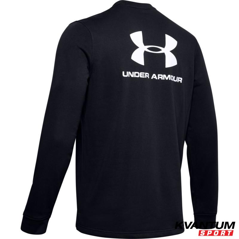 Men's UA Sportstyle Terry Logo Crew